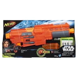 Star Wars R1 Sergeant Jyn Erso Deluxe Blaster