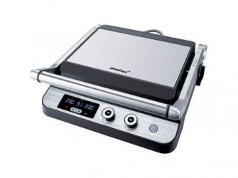 Steba Low Fat Grill FG 120 - 1800 Watt - Inkl. display - Nonstick belægning