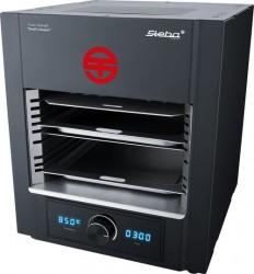 Steba Psm2000 Power Steakgrill 850c Max 2000 W Miniovn - Sort