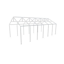 Steel Frame for Party Tent 12 x 6 m