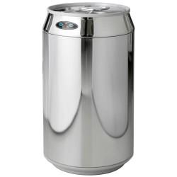 Steel-Function affaldsspand - Rimini - 30 liter - Dåseformet