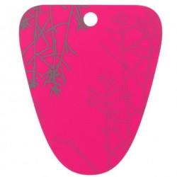 StØvleholder (pink/sØlv)