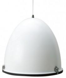 Stor cone lampe (hvid)