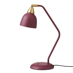 Superliving Urban bordlampe - bordeaux