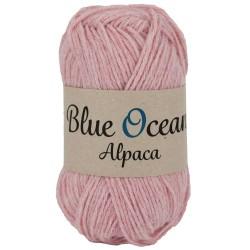 Svarta Fåret garn - Blue Ocean Alpaca - 50 g
