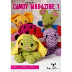 Svarta Fåret opskriftshæfte - Candy Magazine 1 - Dyr