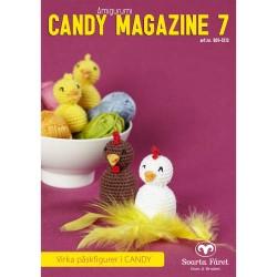 Svarta Fåret opskriftshæfte - Candy Magazine 7 - Påskepynt