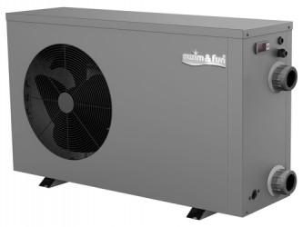 Swim & Fun 5,5kw Metal Cabinet Opvarmning Af Pools