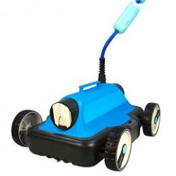 Swim & Fun bundsuger - Cleanrunner poolrobot