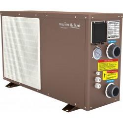 Swim & Fun Heat Pump Inverter PRO 9 kW, WI-FI Control