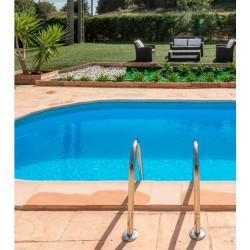 Swim & Fun nedgravet pool - Basic InGround - 24420 liter