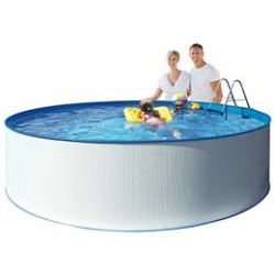 Swim & Fun pool - Kreta - 13.500 liter