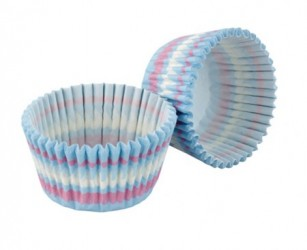 Tala Cupcakeforme 32 stks. Blue Icing