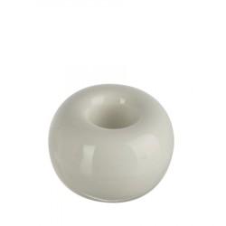 Tandbørsteholder - hvid