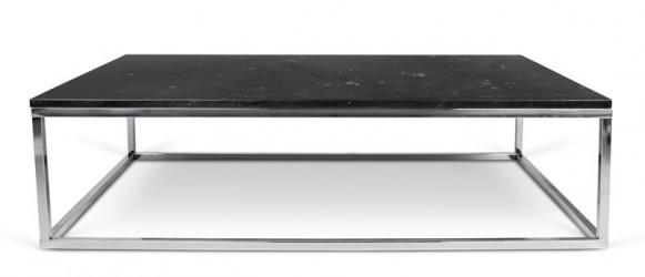 Temahome - Prairie Sofabord - Sort - 120 cm