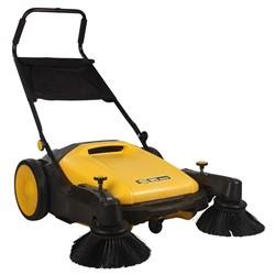 Texas sweeper MS920 manuel fejemaskine