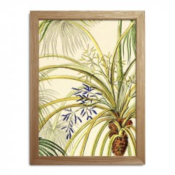The Dybdahl Co. Plants Mini Print #RC013