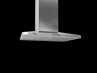 Thermex Decor 787 70cm Rf Væghængt Emhætte - Rustfrit Stål