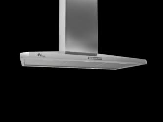Thermex Decor 787 90cm Rf Væghængt Emhætte - Rustfrit Stål