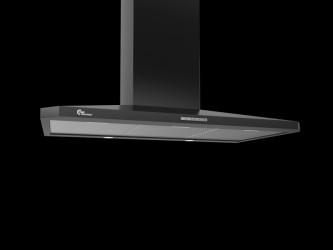 Thermex Decor 787 90cm Sort - Led