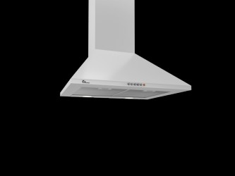 Thermex Decor 942 60 cm hvid - Led