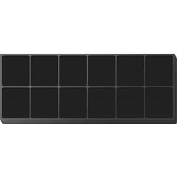 Thermex Kulfilter til Vertical 500/Bastogne/Padua/Cambridge