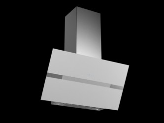 Thermex Mini Preston 2 - 80 cm hvid u/motor
