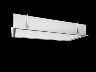 Thermex Newcastle Maxi 120x60 Loftemhætte - Hvid