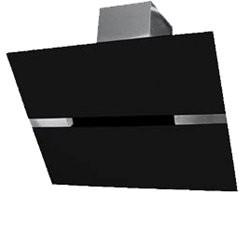 Thermex Preston 2 - 90 cm sort m/ekst. motor, væg væghængt emhætte