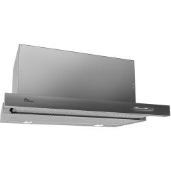 Thermex Slim S4 Plus 90 Rf Udtræksemhætte - Rustfrit Stål