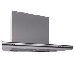 Thermex Super Silent Plus LED stål