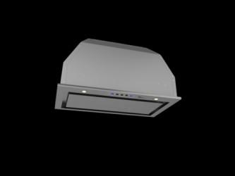 Thermex Tfm 460, 52 Cm, Rf, M/motor Indsatsemhætter - Rustfrit Stål