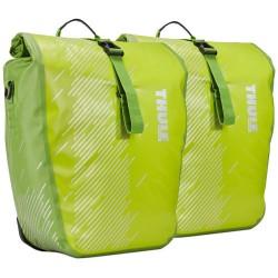 Thule cykeltaske 24 liter - Limegrøn