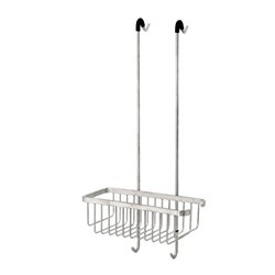 Tiger Shower Caddy Exquisit Silver 489920946