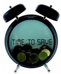 Time to save (sparebØsse)