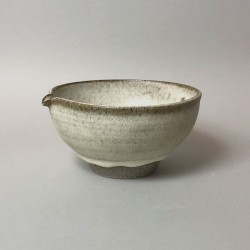 Tina Marie Cph Bowl Snow Glaze Small