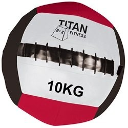 Titan Box, large rage wall ball 10 kg