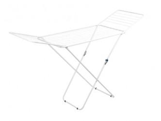 Tørrestativ med vinge Basic L Stål