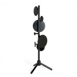Tom dixon peg coat stand (sort)