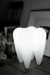 Tooth lampe