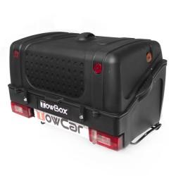 TowBox bagageboks til bilens anhængertræk - 300 liter/75 kg