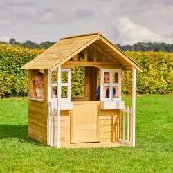 TP World of Play legehus i træ