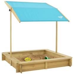 TP World of Play sandkasse med baldakin
