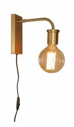 Trademark Living Væglampe - messing