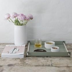 Tray bakke Design Nation - grå
