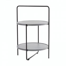 Tray bakkebord (grÅ)