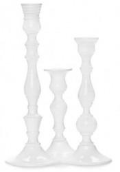 Triplet lysestage (hvid)