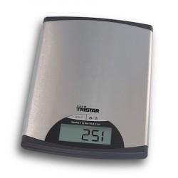 TRISTAR Køkkenvægt Rustfri stål 5kg