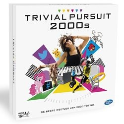 Trivial Pursuit 2000 brætspil