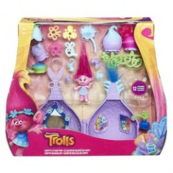 Trolls legesæt - Poppys frisørsalon